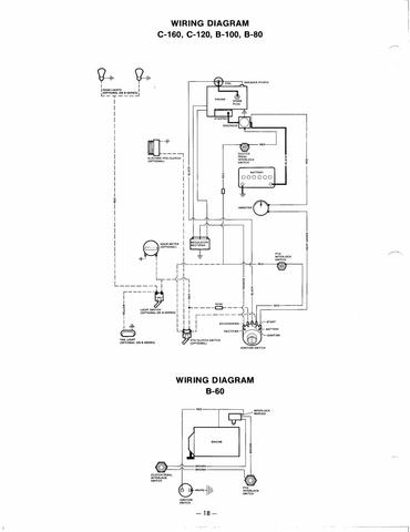 wiring diagram  wheel horse electrical  redsquare wheel