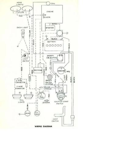 Wheel Horse Pto Safety Switch Wiring Diagram Garden