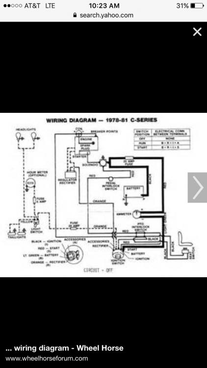 Wheel Horse Wiring Diagram In Addition Wheel Horse Wiring Diagram