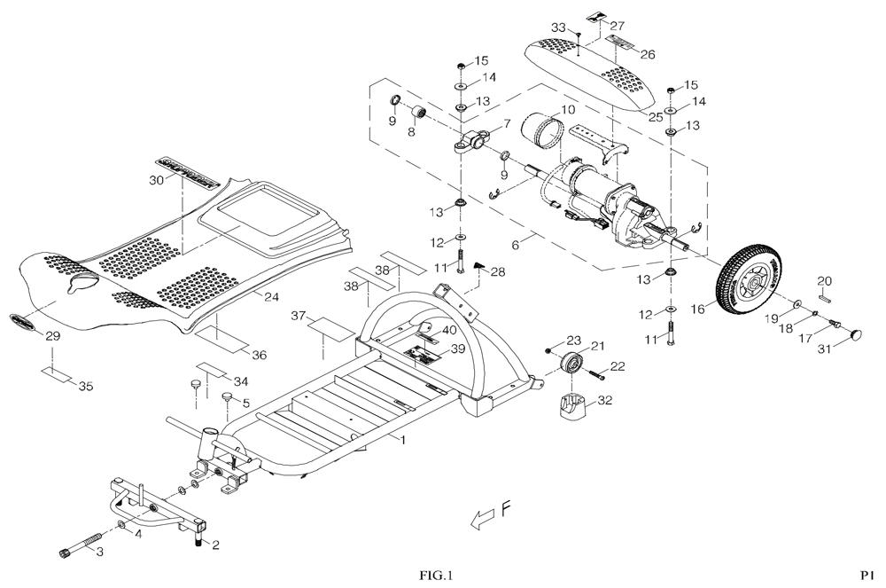 [DIAGRAM] Wiring Diagram For Shoprider Te 999 FULL Version