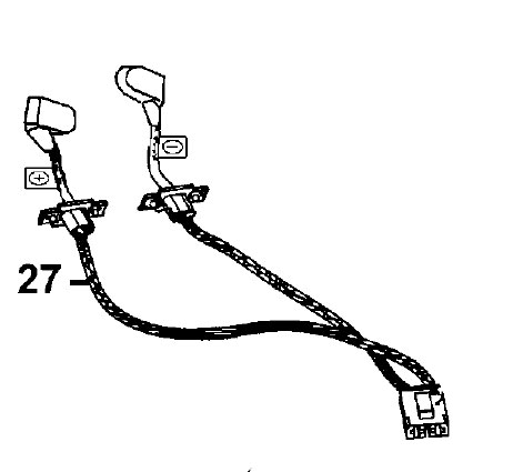 New Cord 32102-LBE1-E23 For Strider Mobility Scooter