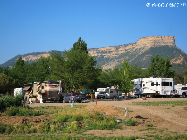 RV Park Review  Mesa Verde RV Resort Mancos CO