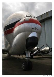 "The ""mini-Guppy"" at Tillamook Air Museum"