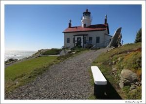Lovely Battery Point Lighthouse