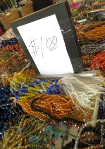 Beads for $1 anyone?