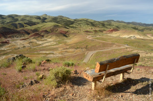 Have a seat and soak in the view....