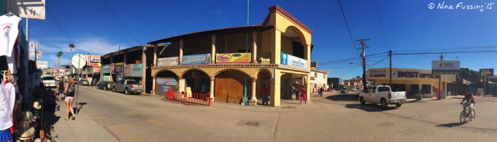 Downtown Los Algodones