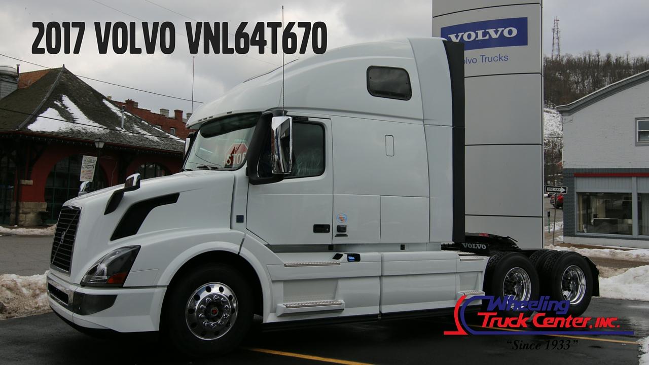 hight resolution of 2017 volvo truck vnl670 tandem axle sleeper new truck for volvo truck fuse location volvo truck