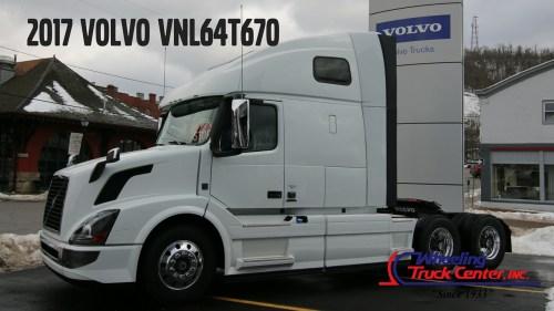 small resolution of 2017 volvo truck vnl670 tandem axle sleeper new truck for volvo truck fuse location volvo truck