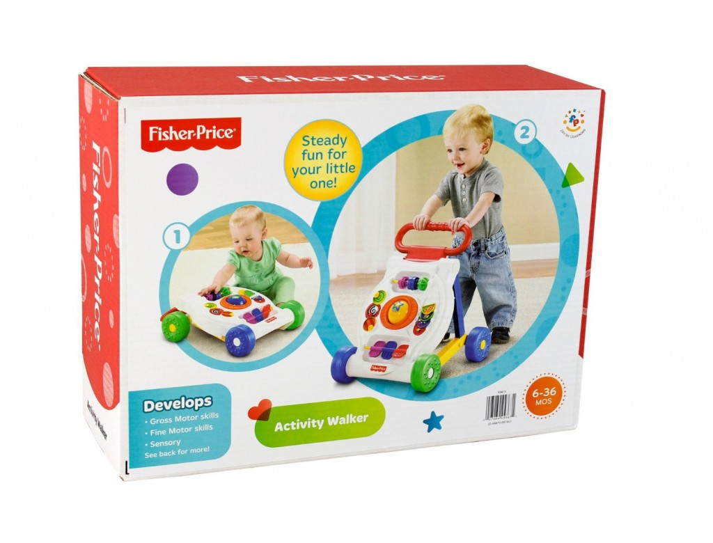 Fisher Price Bright Beginnings Activity Walker Only 15 99 Reg 24 99