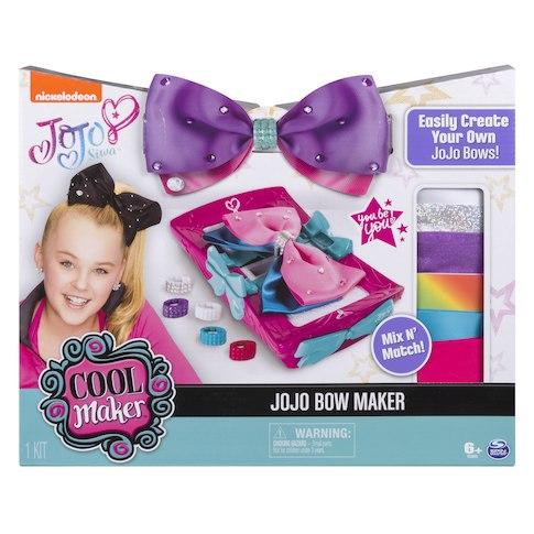 Cool Maker JoJo Siwa Bow Maker 2999 Buy 2 Get 1 40 Off Wheel N Deal Mama