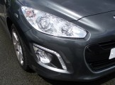 Particularly attractive (and effective) front lamp units identify the current 308 models.