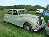 Needing t.l.c. but looking essentially sound, this elegant Armstrong-Siddeley attracted my attention. I loved it but no, I didn't put in a bid.