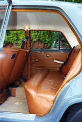 The rear seats are particularly accommodating, and offer excellent head and leg room. Ride comfort is good too.