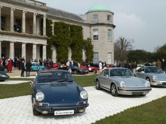 The Porsche 911 has been with us in its various guises for half a century, and in celebration, the Festival of Speed will see many examples taking part.