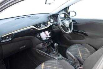 w-a new corsa interior
