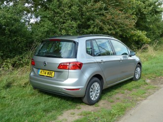 Five door hatchback bodywork is standard with the SV; the front and rear doors are wide-opening, providing easy access to the interior.