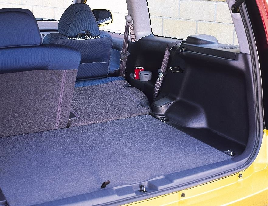 Honda HR-V boot