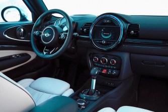 Mini Cooper S Clubman ALL4 front interior copy