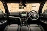 MINI Countryman Cooper D front interior