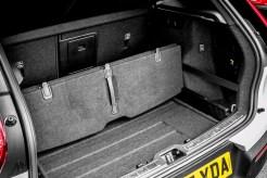 Volvo XC40 clever boot floor functions