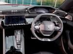 Peugeot 508 Fastback driving controls