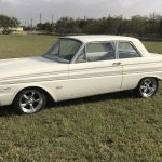 1960 Falcon With 15x7 And 16x7 Torq Thrust Wheels