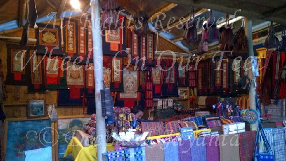 Where/What to Shop in Thimpu (Bhutan)? – Wheels On Our Feet