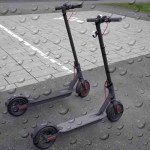 Can You Ride An Electric Scooter In The Heavy Rain