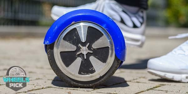 Wheel Construction of Hoverboard