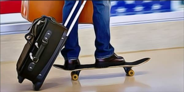 Are Skateboards Allowed in Airports