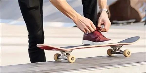 Who can Skateboard