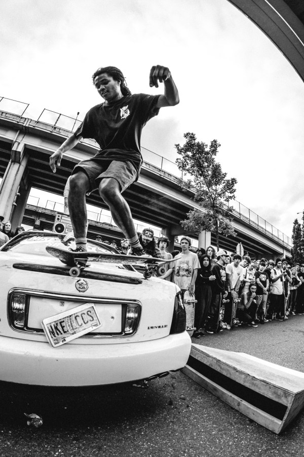 Go Skateboarding Day Nike - Year of Clean Water