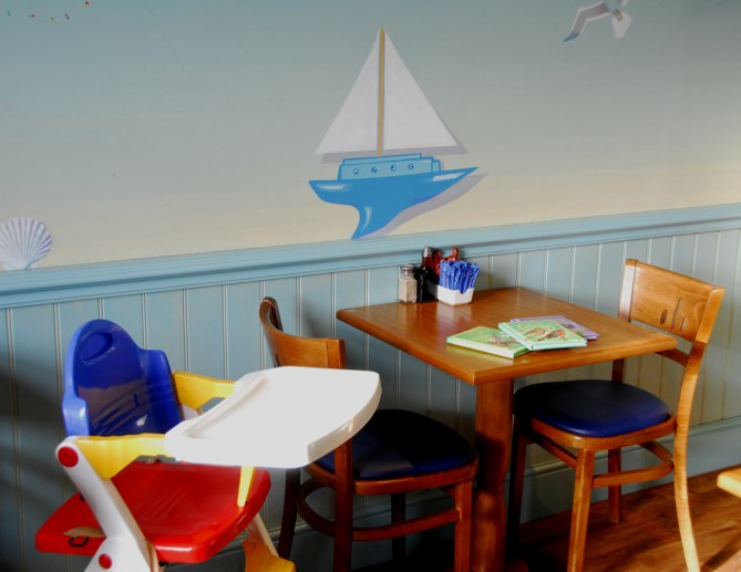 The Kids Rooms at Whelans, Lytham