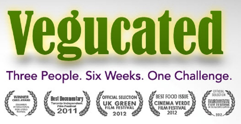 Must watch about veganism: Vegucated (and 5 tips from me)