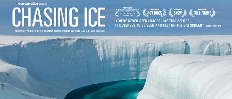 Documentary about climate change: Chasing Ice