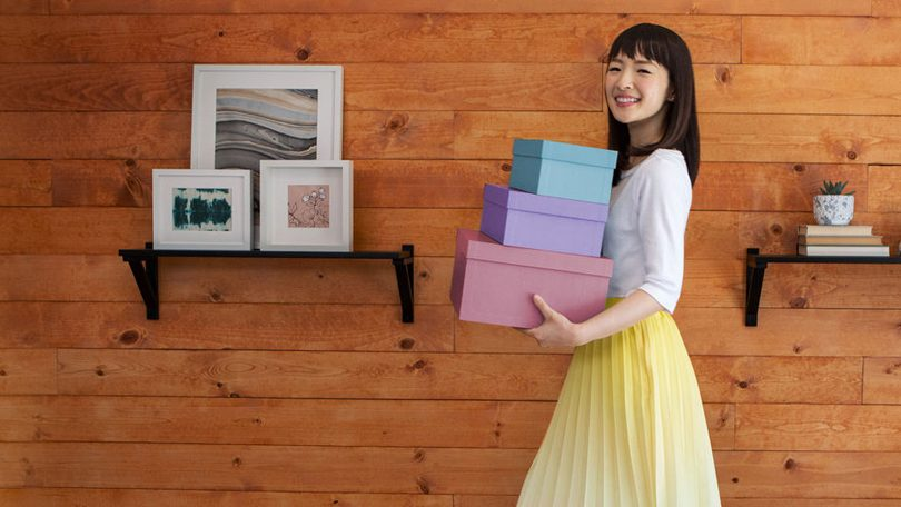 Must Watch: Tidying up with Marie Kondo