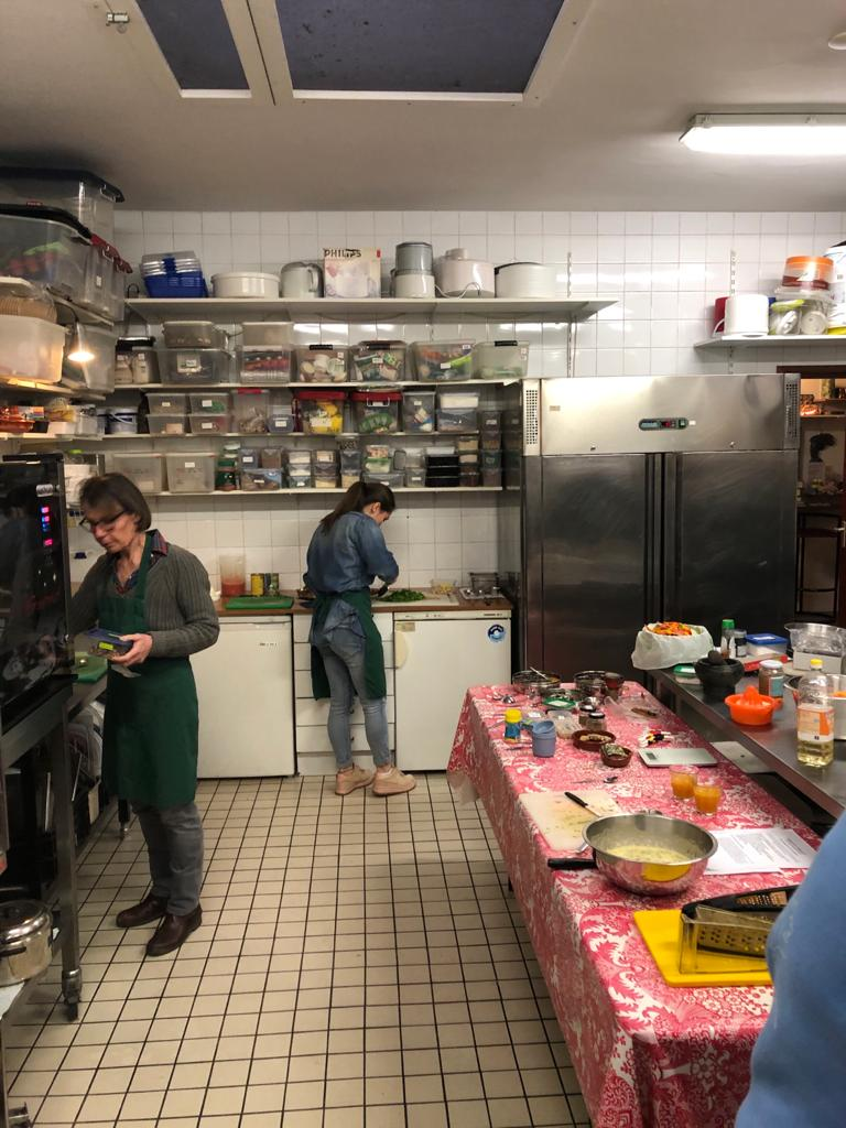 Eco-positive weekly diary #121: attending a Vedic cooking class