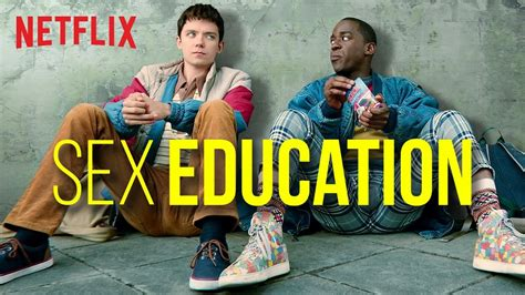 Show about diversity and taboos: Sex Education