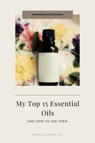 My top 15 best essential oils and how to use them