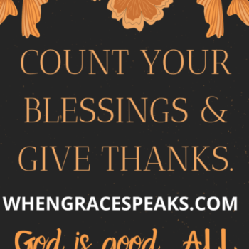 praying thanksgiving psalms with your family