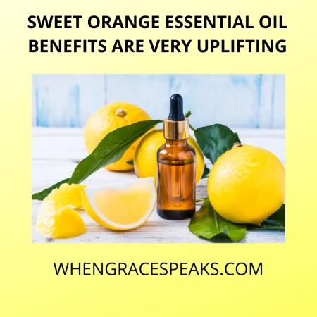 Sweet Orange benefits