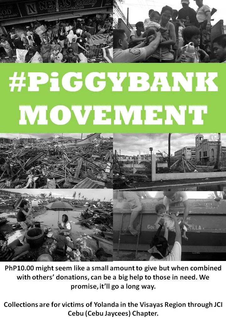 Piggy Bank Movement
