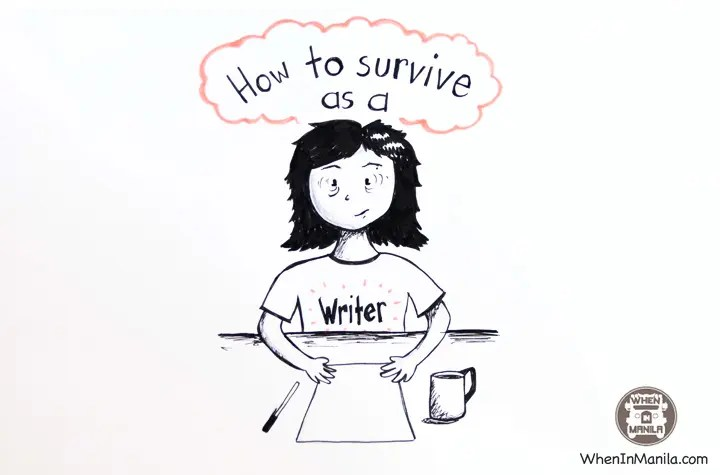 How to Survive as a Writer: 5 Top Tips from Writer's Block