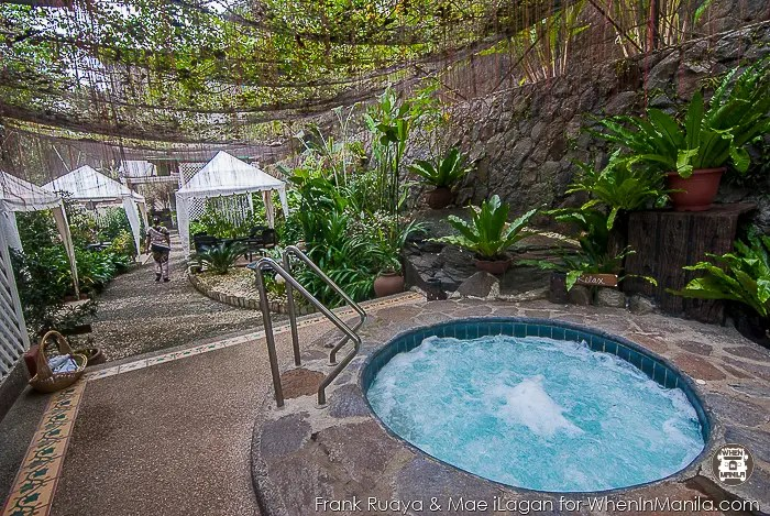 Luljettas Hanging Gardens and Spa in Antipolo An Ideal