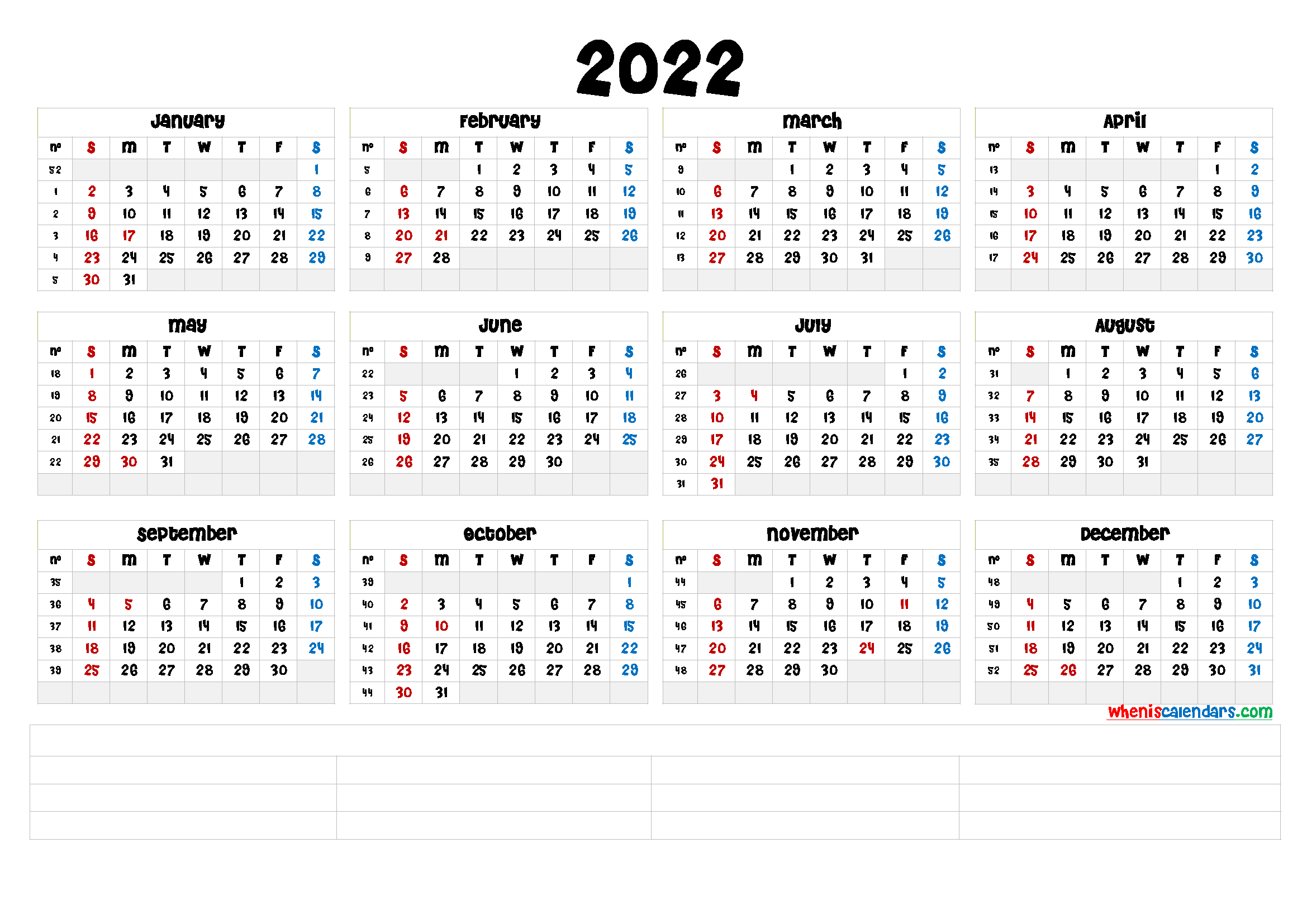 While 3d printing is relatively new to the majority of the population, chances are you'll at very least have seen a youtube video of some kind of 3d printer at work. Free Printable 2022 Calendar by Month (6 Templates) - Free ...