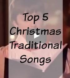 traditional Christmas songs