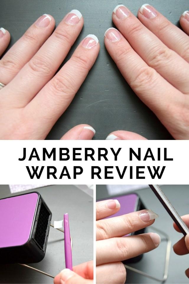 Jamberry Nail Wraps Review - When Tania Talks