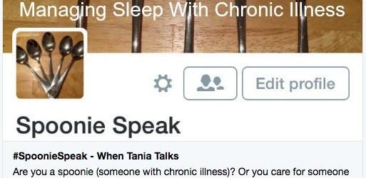 Managing Sleep With Chronic Illness #SpoonieSpeak