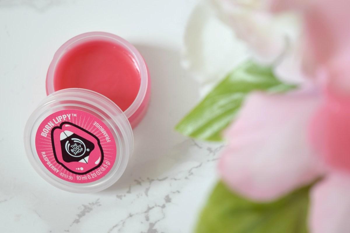 The Body Shop Born Lippy Lip Balm Review